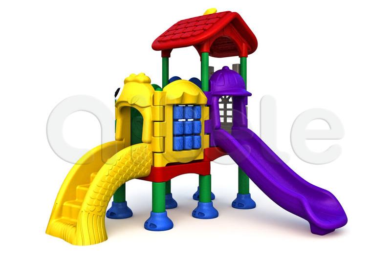 Детский игровой комплекс KID-17201
