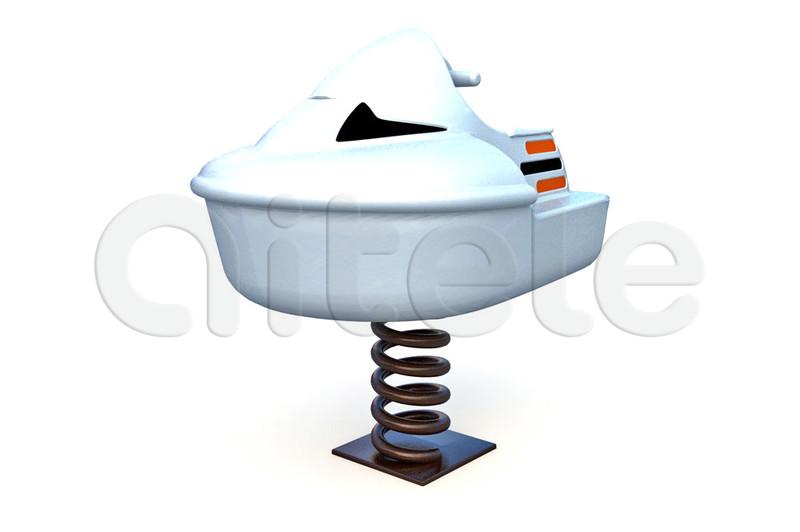 Качалка Катер PO-23107