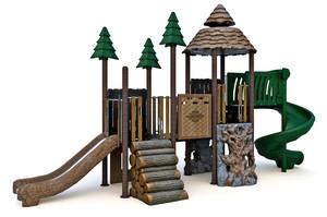 Детский игровой комплекс RN-03002