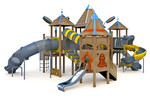 Детский игровой комплекс NLII-14201