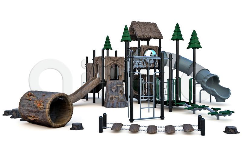 Детский игровой комплекс NL-03601