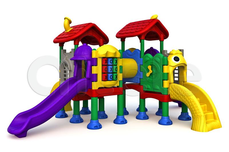 Детский игровой комплекс KID-17001
