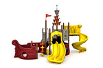 Детский игровой комплекс CS-12202