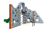 Скалодром Стена со спуском RC-20302