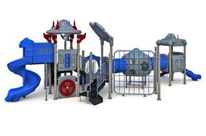 Детский игровой комплекс SPIII-07401