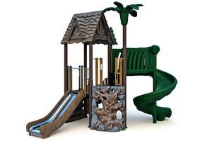 Детский игровой комплекс RN-02002