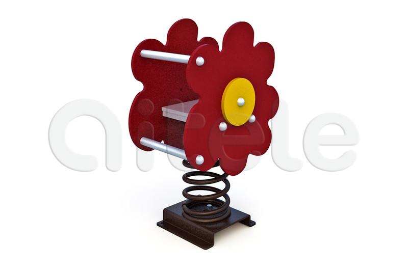 Качалка Цветок PE·SR-22808