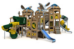 Детский игровой комплекс NLII-13601