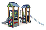Детский игровой комплекс PE-18502
